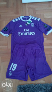 Dres REAL MADRID LUKA MODRIC