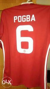 DRES MAN. UTD PAUL POGBA