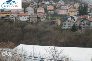 Zemljište 2791m2,Alifakovac,Stari grad