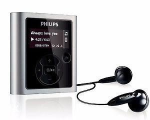 Mp3 player PHILIPS GoGear 2GB