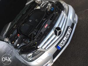 Mercedes C200 CDI Avantgarde AMG Edition