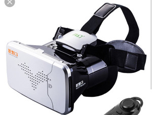 VR virtuelna realnost naocale cvike Ritech