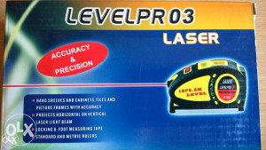 Metar laser libela