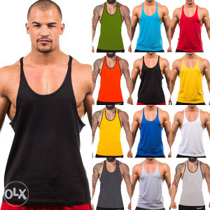 Tank Top/Fitness/Bodybuilding