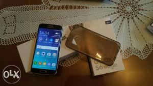 Galaxy s6 edge 32 gb black saphire sim free kao nov