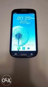 Samsung Galaxy S3 160km