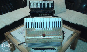 crucianelli harmonika
