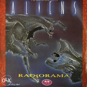 RADIORAMA - Aliens ( Maxi Singl )