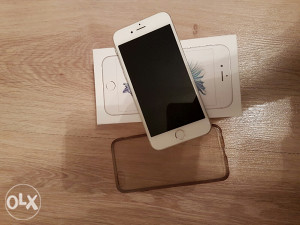 Iphone 6s 64 64gb silver full oprema