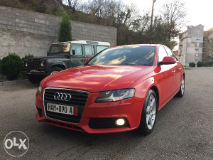 Audi A4 2.7 TDI S-line Multitronic 8+R **NOV AUTO**