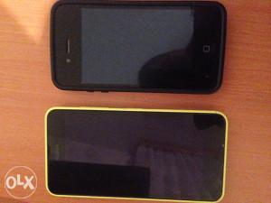 PiPhone 4 i Nokia Lumia 630
