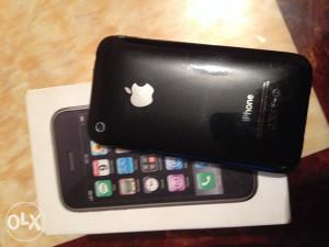 iphone 3g pokvaren