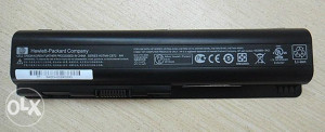 HP original laptop battery for  DV4 DV5 DV6