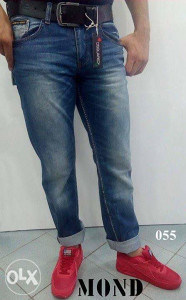 Pantalone muške hlače 055