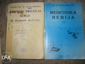 MEDICINSKA HEMIJA UDŽBENIK MEDICINA