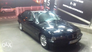 Bmw e36 316i 97god ekstra stanje