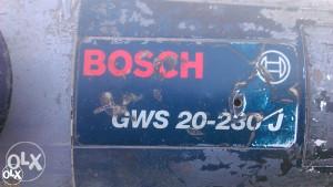 BRUSILICA,,BOSH GVS 20-230J,,,,,,150KM