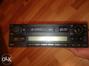 Radio Player VW