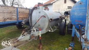 Cisterna za osoku 3000l