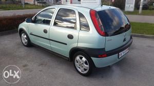 Opel Korsa 1.4  FABRICKO STANJE