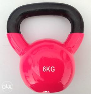 Rusko zvono 6kg Girje Kettlebell Ruska zvona Girja Uteg