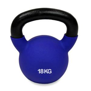 Girje 18kg Rusko zvono kettlebell Girja Jednoručni Uteg