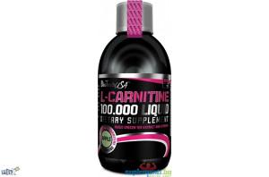 BioTechUSA L-Carnitine   Chrome Liquid (500ml)