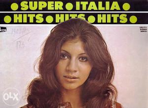 SUPER ITALIA HITS lp