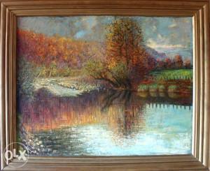 Umjetnička slika Povoljno umjetničke slike
