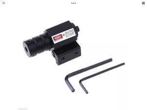 Laser za pistolj pusku 11mm