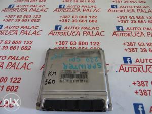 KOMPJUTER MOTORA MERCEDES SPRINTER 220 CDI 2003g. 0281011746 A6111531091