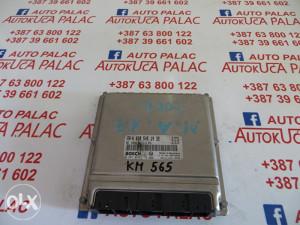 KOMPJUTER MOTORA MERCEDES A KLASA 1.7 0281010118 A0285451932
