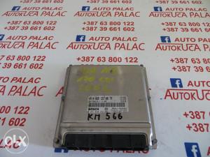 KOMPJUTER MOTORA MERCEDES A KLASA 170 CDI 2002g. 0281010752 A6681530079