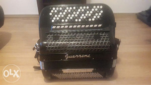 Harmonika Guerrini 120 basova.