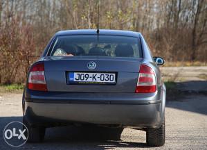 Škoda Superb 2,5 TDI