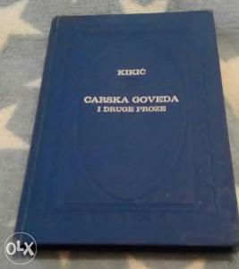 HASAN KIKIC-CARSKA GOVEDA I DRUGE PRIPOVIJETKE