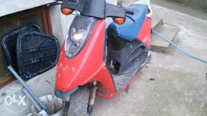 Motocikl Derbi ( nece da upali )