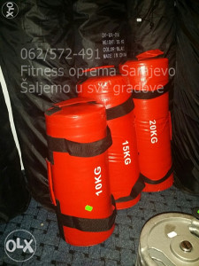 Power bag 10kg 062/572-491