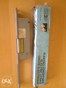 Elektromagnetna brava (prihvatnik) za interfon