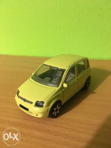 Fiat Panda Burago - 1:43
