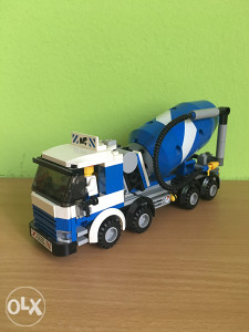 Lego 7990 Mješalica