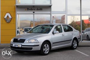 Škoda Octavia 1.9 TDI 105 KS