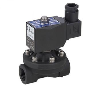 """Elektro magnetni ventil NC 1/2"""" 12 VDC plastični"""
