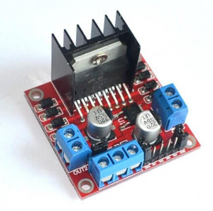 L298N (kontroler steper motora)