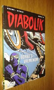 Diabolik 2. Borba s vremenom SD