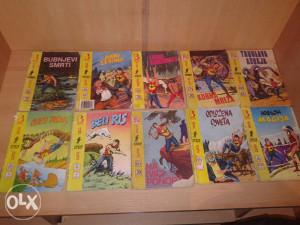 Stripovi 90 komada