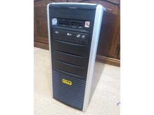 STEG 4jezgra Q9550, 4GB DDR2, GeForce 9800GT, HDD 250GB