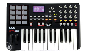 Akai MPK25 PRO MIDI kontroler