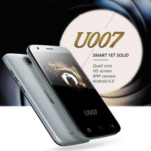 Ulefone U 007 Quad Core Android 6.0 ,Sony kam.