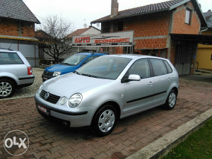 VW POLO 1.2 BENZIN 2004 G.P. UVOZ SVICARSKA